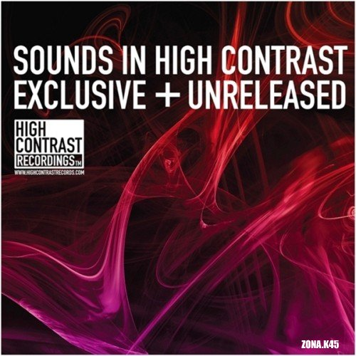 Sounds In High Contrast (Exclusive + Unreleased) [2008]