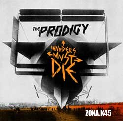 "Пятый альбом The Prodigy ""Invaders Must Die"""