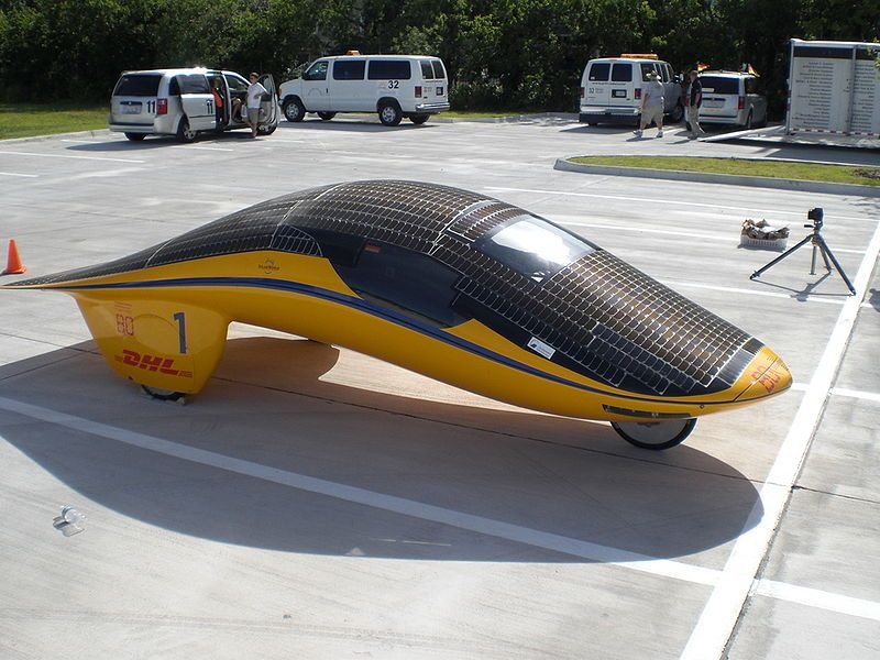 solar power cars